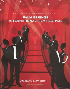 Film Festival Posters: Palm Springs International Film Festival 2011