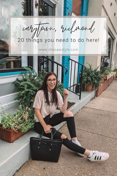 What makes Carytown such a special part of Richmond, you might ask? Well, in this post you'll find the top 20 things that make it so extraordinary! Virginia Usa, Richmond Virginia, Richmond Restaurants, World Travel Guide, Travel Guides, Travel Tips, Places To Travel, Places To Go, United States Travel