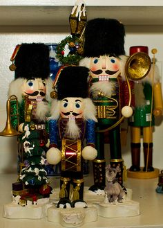 Nutcracker band by The Suss-Man, via Flickr