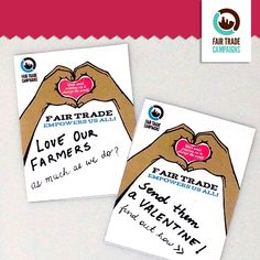 Want to send a farmer a #ValentinesDay card? <3 Share the love & join our friends @ftcampaigns in sending a message of support & thanks: http://fairtrd.us/1D2rSat #FairTrade