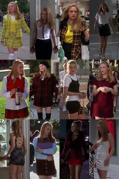 Clueless (1995) - written and directed by Amy Heckerling, Cher Horowitz, rollin' with the homies.