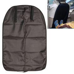 Wasserdichte universal car seat protector mat sitz zurück fall deckung für kinder kick matte schützt von schlamm auto sitzbezug