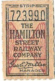 HSR bus ticket Hamilton Ontario, Bus Tickets, The Old Days, Childhood Memories, Retro, Ephemera, Canada, Signs, Live