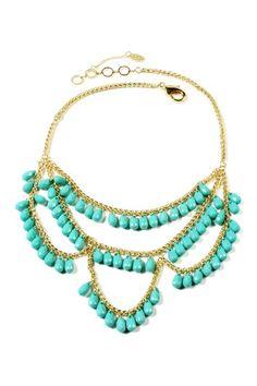 Spring Street Necklace by Amrita Singh on @HauteLook