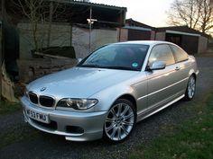 2003 BMW 320ci M sport coupe: mini project