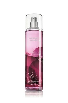 Midnight Pomegranate Fine Fragrance Mist - Signature Collection - Bath & Body Works Incredible scent!
