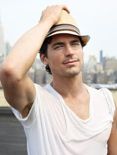 Matt Bomer. I admire (not just your pretty face) but the courage it took to finally come out. You should never have to hide who you are or who you love