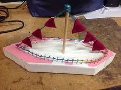 Teknisen työn taiturit: laiva