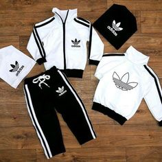 By far the most adorable looks for child boy clothing, see all the necessary necessities like p j's, whole body lawsuits, bibs, plus much more. Baby Outfits, Toddler Boy Outfits, Toddler Boys, Baby Boy Fashion, Toddler Fashion, Kids Fashion, Adidas Baby, Adidas Kids, Baby Swag