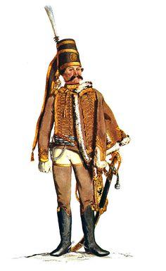 Prussian Husaren-Regiment von Werner