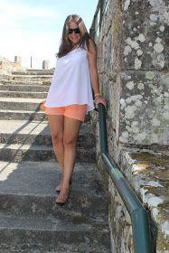 DIY Camisa básica para el verano :D