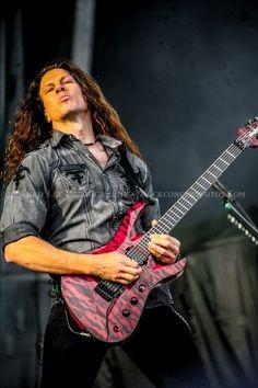 Chris Broderick of Megadeth