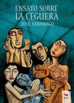 """Ensayo sobre la ceguera (1995) de José Saramago. """"Un hombre parado ante un semáforo en rojo se queda ciego súbitamente. Es el primer caso de una «ceguera blanca» que se expande de manera fulminante. Internados en cuarentena o perdidos en la ciudad, los ciegos tendrán que enfrentarse con lo que existe de más primitivo en la naturaleza humana: la voluntad de sobrevivir a cualquier precio."""" #Dystopia #Distopia"""