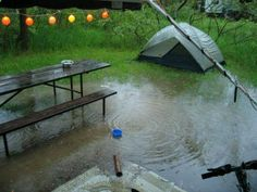 10 things NOT to do while camping... Are ya doing some of them? #camping #outdoors