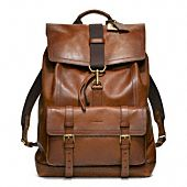Coach bleecker backpack in leather (If I had a million dollars....)