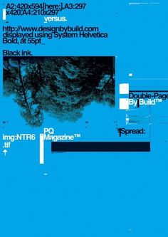 Build / PQ Magazine / I Love Yorkshire / Poster / 2003