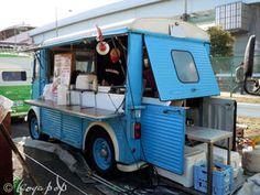 Japanese food truck