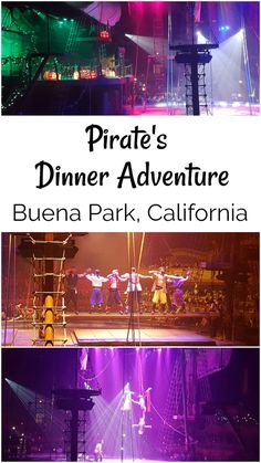 Pirates Dinner Adven