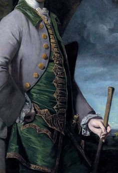 Sir Joshua Reynolds (1723-1792)- Richard Boyle, 2nd Earl of Shannon. 1758. (detail)  australiauggshoes.org