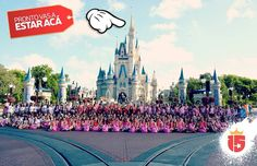 Foto en el castillo de #magicKingdom? Cada vez falta menos... cuántos días te faltan?