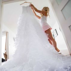 5 Tips To Getting Ready The Morning Of Your Wedding | The Knot. Good article to note, except for the presumption on grooms and such a long time on makeup & hair.