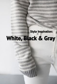 When in doubt, choose black, white or gray. Perfect pairing partners with any ensemble or quite striking as a monochromatic outfit. For soft, clean and confident – white. For strong, mysterious and sophisticated – black. For a neutral, friendly, chic comfort – grey. But then again, what really determines the mood is the woman wearing … … Continue reading →