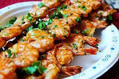 Longhorn Steakhouse Copycat Recipes: Grilled Lime Shrimp