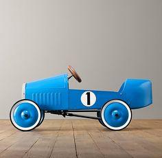 Montlhéry Pedal Car | Riding Toys | Restoration Hardware Baby & Child
