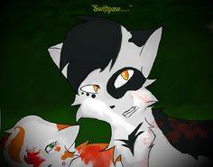 Warrior cats Swiftpaw by silvershade21XD.deviantart.com on @DeviantArt