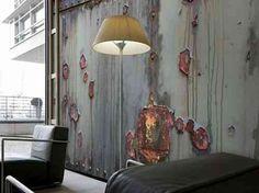 papier peint trompe loeil par Architects Paper®