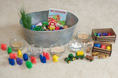 Farm lesson plan ideas