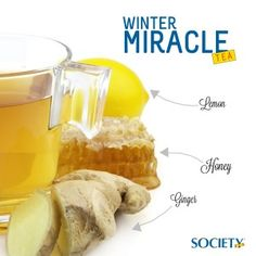 your everyday cuppa that can help keep the wintertime sniffles away