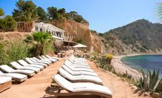 Amante Beach Club | Ibiza Restaurant. They are open for lunch, too. April 15, 2014 to October 18, 2014