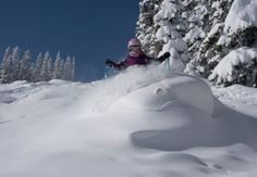 We hope you had fun playing in the snow in Colorado this weekend! Monarch Mountain got 4 feet in 4 days!
