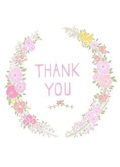 Image of Thank you Card- Charlotte Love Thank You Images, Thank You Quotes, Thank You Cards, I Spy Diy, How To Get Followers, Scrapbook, My Tumblr, Pretty Little, Blog