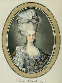 Marie Antoinette1775