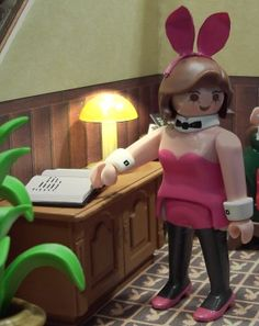 BUNNY RABBIT  playmobil Guestbook Entries 2003-2009