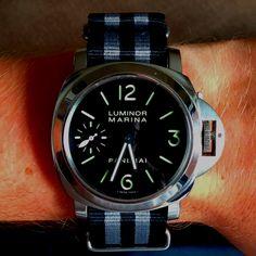 PAM 111 on 20$ Nato strap