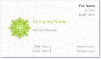 industry logo networking Spot Gloss Business Cards