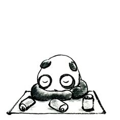 【一日一大熊猫】 2015.5.22 早く帰った時にたまにお酒を飲んでみたら すぐに眠くなり、その後の作業に支障をきたしたよ。 かと言って色々終わらせてから飲むと 翌朝が怠いよ。 飲むなってことだね。。。 #飲酒 #パンダ http://osaru-panda.jimdo.com