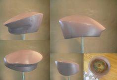 Vintage wooden hat block. $85.00, via Etsy.