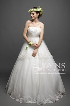 [SC-D2156]ウエディングドレス LaVenie Collection|ウェディングドレスのYNS WEDDING