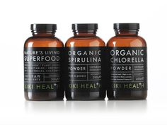 Kiki Health Natural Food Supplements on Packaging of the World - Creative Package Design Gallery