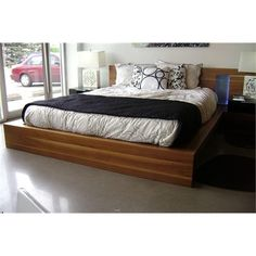 Fatale Queen Bed
