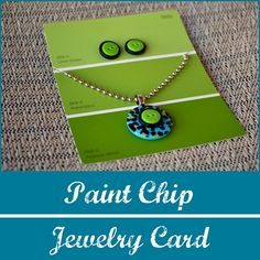 """perfect - although I don't think it is nice to take a lot of """"paint chip"""" cards for crafts. That's not what they are there for and just adds to the price of our paint."""