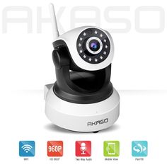 High Quality HD Wireless Camera 1080P Home Night Vision Security Camera