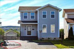 2 apt, old backyard garage access, driveway House 2, Newfoundland, Shed, Garage, Real Estate, Backyard, Outdoor Structures, Homes, Car