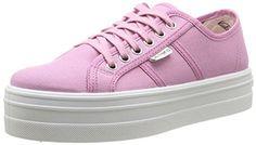 Oferta: 45.4€ Dto: -30%. Comprar Ofertas de Calego Blucher Lona - Botas para mujer, color rose (merlot), talla 37 barato. ¡Mira las ofertas!