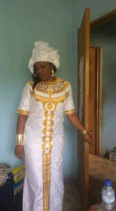 African Wedding Dress, African Print Dresses, African Dresses For Women, African Attire, African Wear, African Fashion Dresses, African Women, African Traditional Dresses, Traditional Outfits
