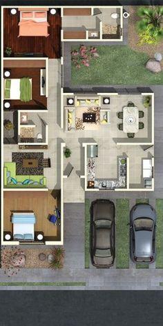 Modern House Plan Design Free Download 4